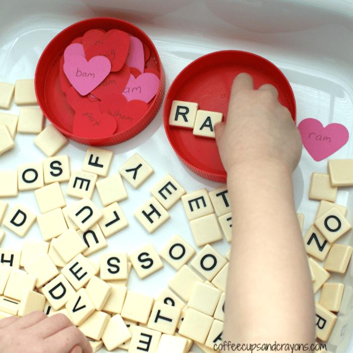 heart spelling