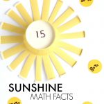 Sunshine Math Facts Game