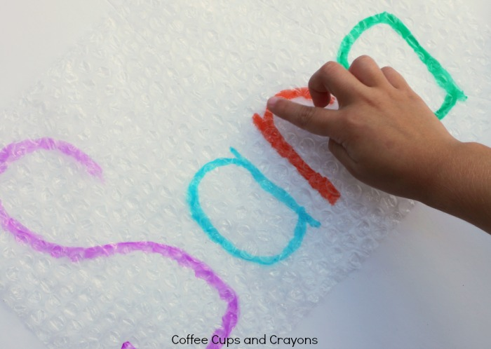 Preschool Name Activity Kids Will LOVE!