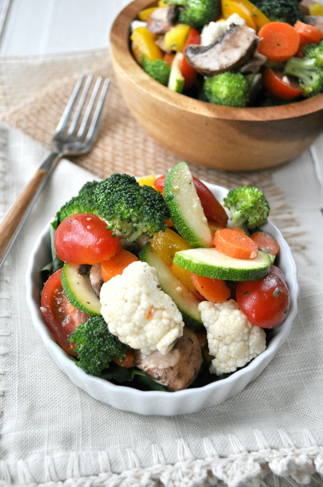 Marinated Vegetable Salad 6