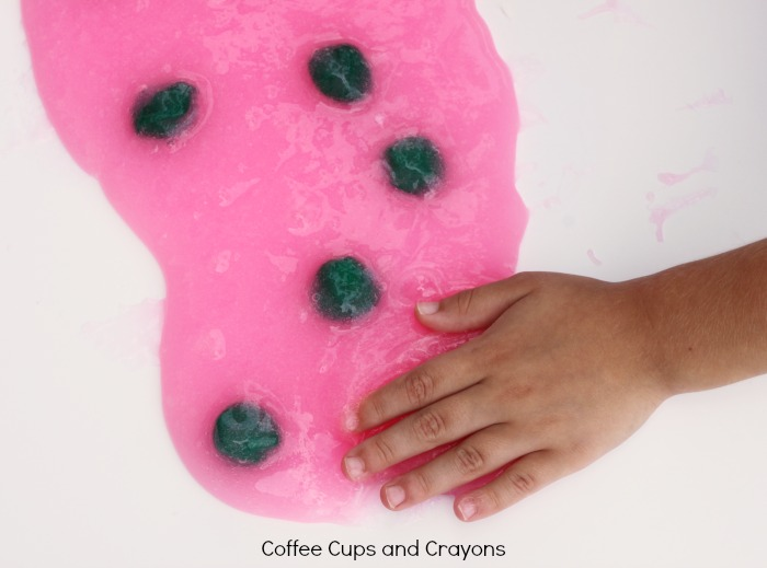 Scented Watermelon Slime Recipe!