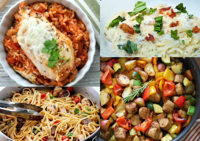 One Pot Meals That Kids Will Love!