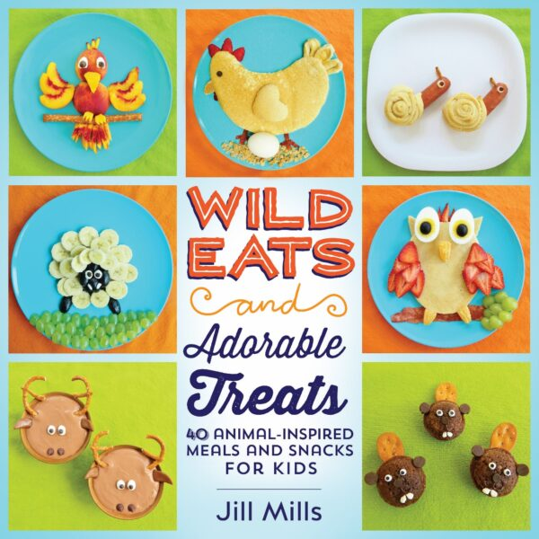 Super fun book to get kids cooking in the kitchen!