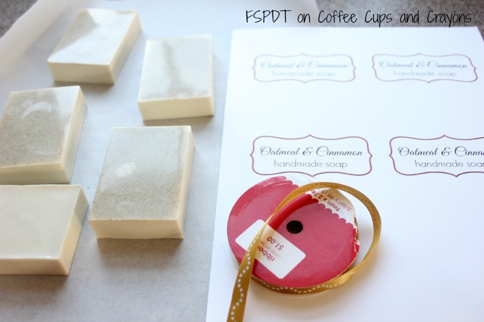 homemade soap the kids can help make