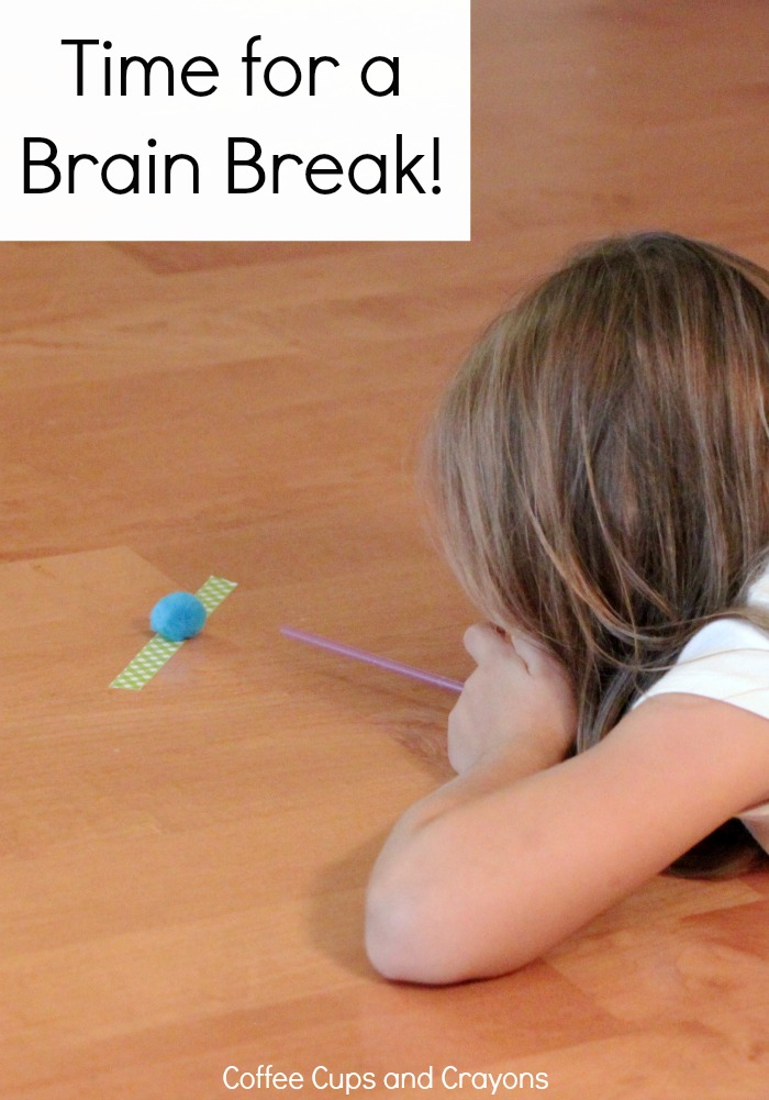 What are brain breaks and how can they help kids focus You will be surprised by how effective they are!