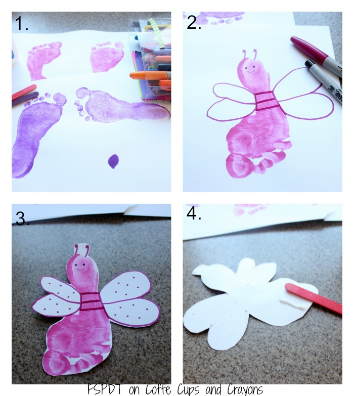 how to make a love bug puppet