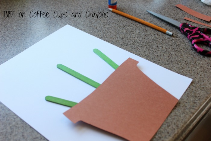 How to make a Mother's Day flower pot craft with kids!