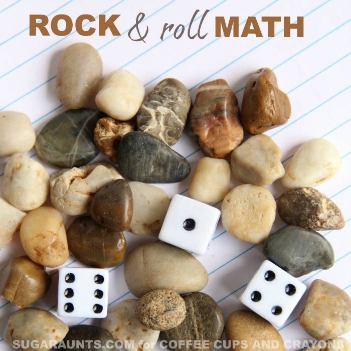 Kids can't resist this rock and roll place value math activity for working on addition and subtraction with place value.