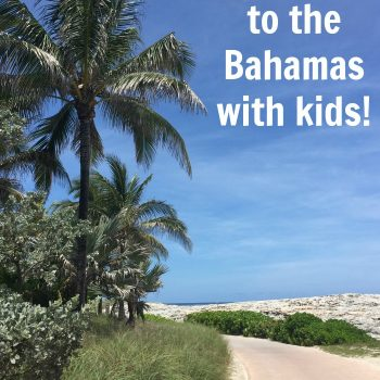 Tips for Traveling to the Bahamas with Kids