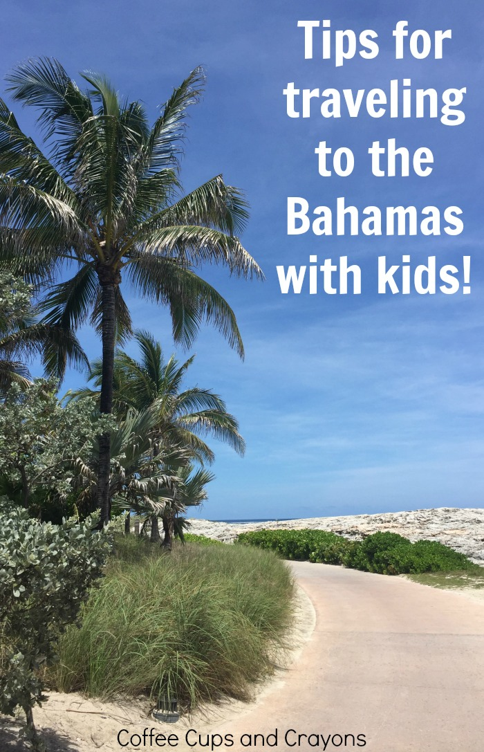 The best tips for traveling to the Bahamas with kids! All you need to know to plan a fun trip to Nassau Paradise Island.