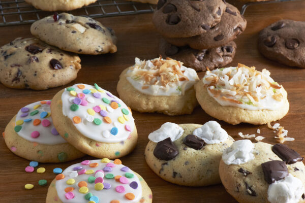 Make It Yours Cookie Recipe from Country Crock--one recipe, endless possibilities!