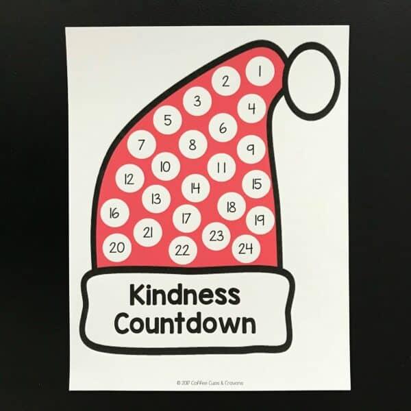 Christmas Kindness Countdown!