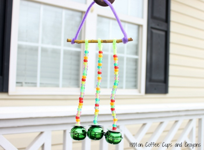 wind chime craft for kids