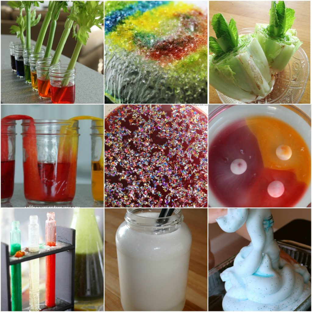 Science Experiments You Can Do At Home
