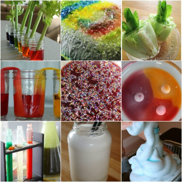 Beat boredom with science experiments you can do at home!