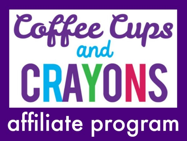 Coffee Cups and Crayons Affiliate Program