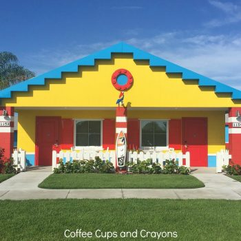 The Beach Retreat is perfect for families at LEGOLAND Florida Resort!