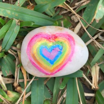 Love Rock Kindness Challenge