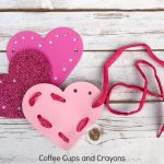 Heart Lacing Busy Bag
