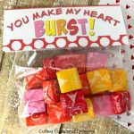 Super Cute Free Printable Starburst Candy Valentines